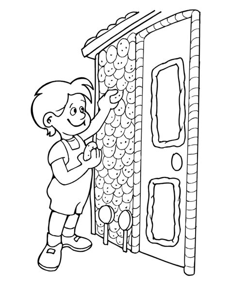 Hansel And Gretel Coloring Pages Az Coloring Pages Hansel And Gretel Coloring Page