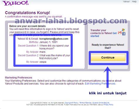 email j t cara membuat email di yahoo mas anwar