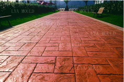 concrete rubber st new sting paver mold various design buy