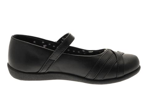 flat school shoes flat black school shoes faux leather