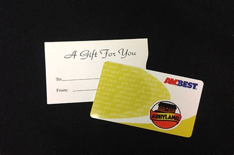 Harland Gift Card - abbyland travel center in curtiss wi