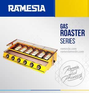 Mesin Panggang Ayam Bakar 2 Tungku Gas Roaster Starfood Etk 111 B 2 mesin panggang sate oven gas roaster terlengkap
