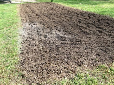 Backyard Soil by Kentucky Fried Garden Garden Tilled Go And Preparing