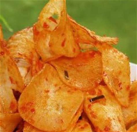 Singkong Bakar Balado ebook 26 resep keripik gratis resep masakan oke