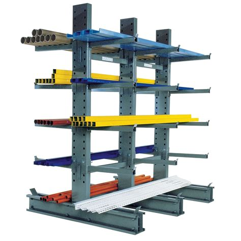 Cantilever Storage Racks by Top Warehouse Storage Systems The Shelving