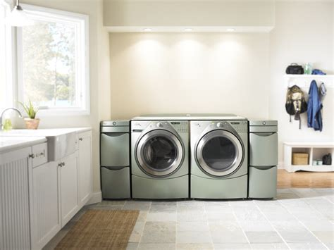 Room Appliances by Whirlpool Duet Steam Washer Washing