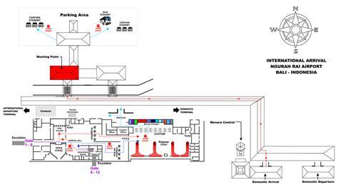 layout bandara hasanuddin apmf 2012