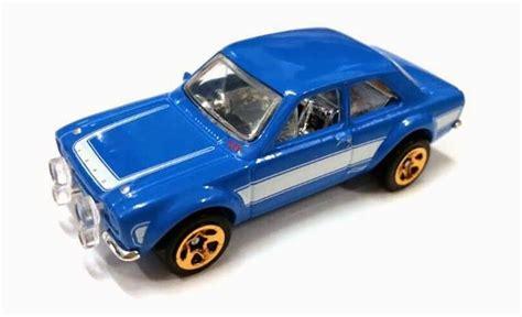Hotwheels 70 Ford Rs1600 wheels la 70 ford rs1600 se d 233 voile un peu plus