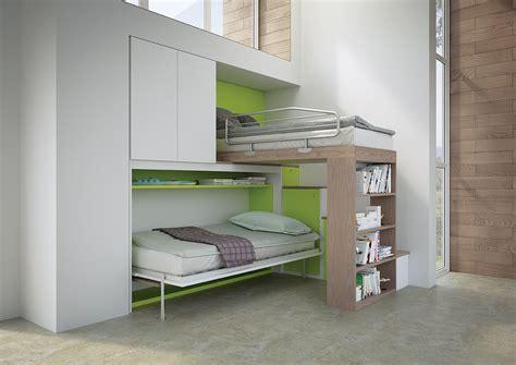 letto soppalco scrivania letto a scomparsa con scrivania pw12 marzorati camerette
