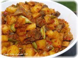 resep membuat sambal goreng kentang hati aneka resep masakan minuman puding cake snack dan