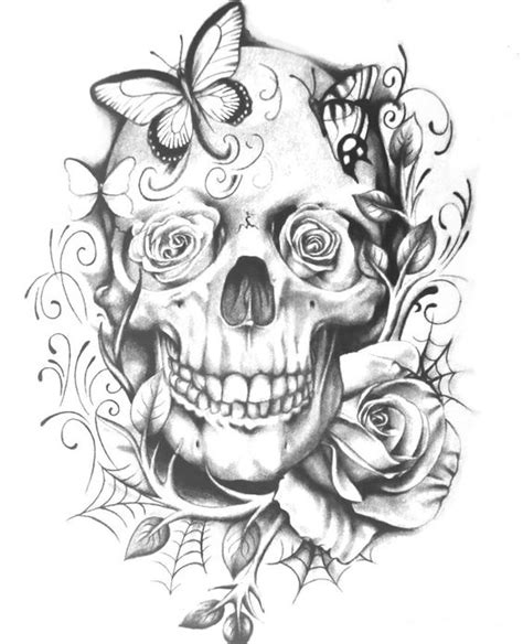 coloring pages for adults skulls skull coloring page adult coloring pages pinterest