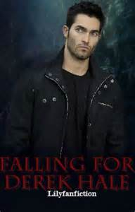 Falling for derek hale teen wolf story lily wattpad