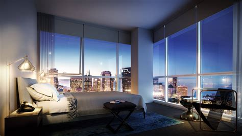 Bedroom And More Sf by Sf Meet Jasper A Luxury High Rise Debuting This Fall