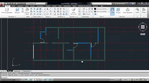autocad tutorial youtube tutorial autocad 2012 espa 241 ol basico 3 mp4 youtube
