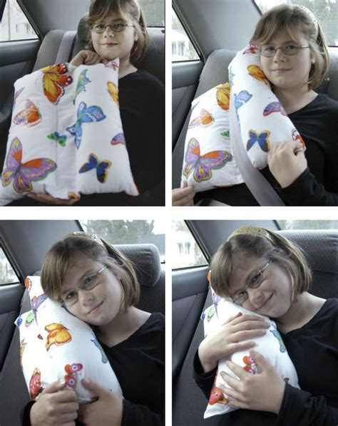 Travel Pillow Diy by The Travel Pillow A Great Idea Even For Adults Sewing