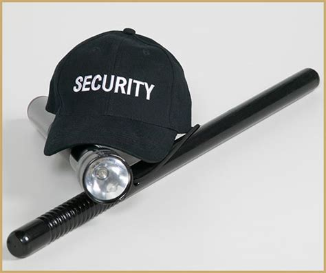 uniform accessories security accessories security security guard supplies capital academy security