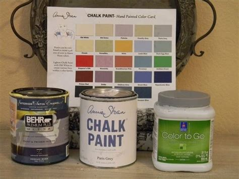 color matching of ascp to behr and sherwin williams http altard altard sloan chalk