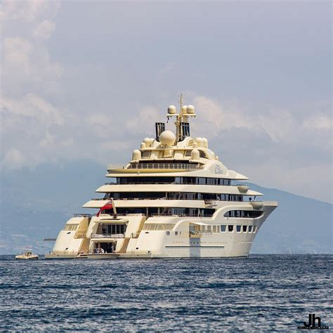 yacht dilbar dilbar officially becomes largest yacht by gross tonnage