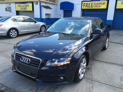 Cheap Audi For Sale by Used 2009 Audi A4 Sedan 9 990 00
