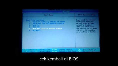 Hardisk Laptop Asus Malaysia cara mengatasi flashdisk tidak terbaca di bios laptop s doovi