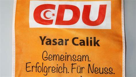 Aufkleber Drucken Neuss by Halbmond Im Parteilogo Quot Wollte Die Cdu Nicht Islamisch