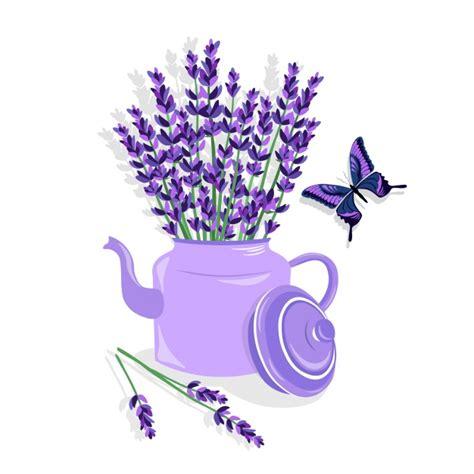 was ist lavendel 4956 farbige lavendel design der kostenlosen vektor