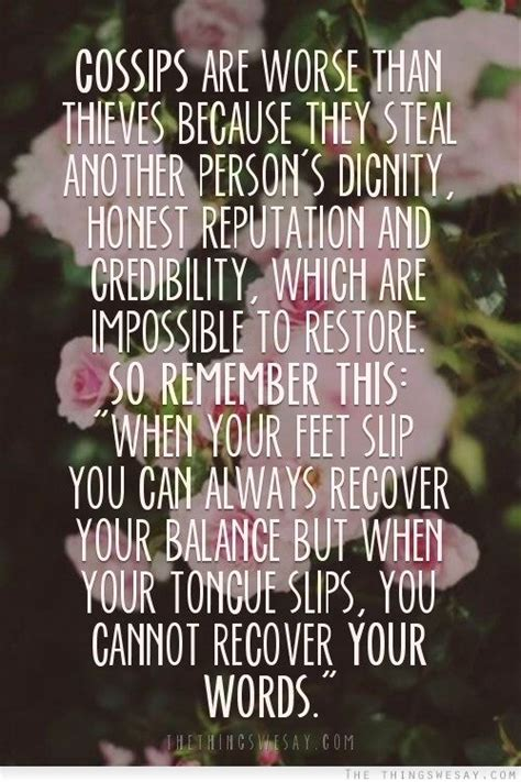 another word for gossip starting with c 17 best reputation quotes on pinterest great quotes