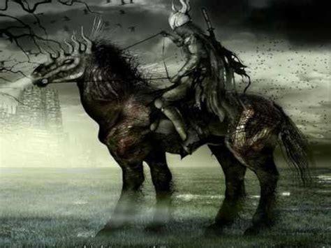 caballo y muchacho el historias de terror el jinete negro de santa maria youtube