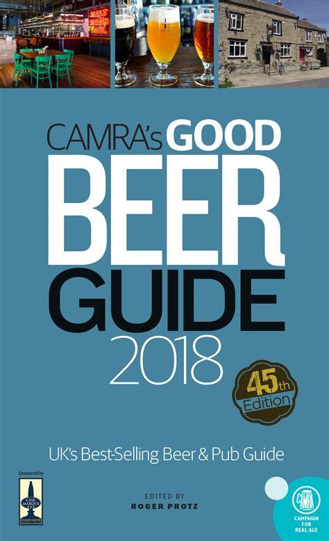 the pub guide 2018 books guide camra