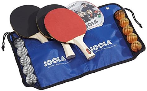 Racket Table Tennis Bat Pingpong Team Germany 500 Promoo joola family set