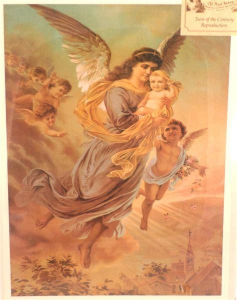 victorian lithograph print