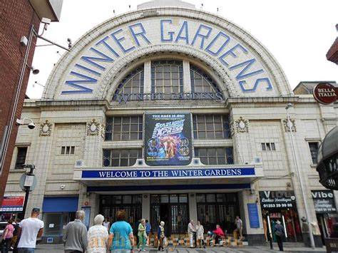 blackpool winter gardens best places to travel with escorts in blackpool