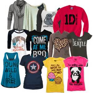 cute shirts polyvore