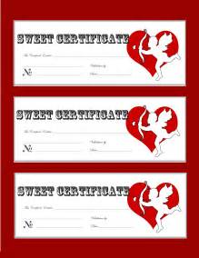 coupon template for pages best photos of gift certificate template free