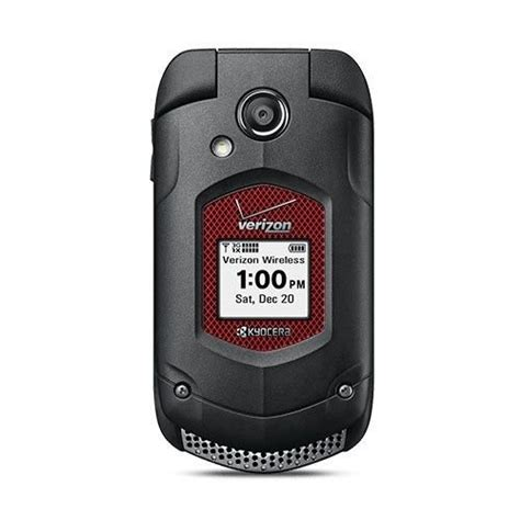 verizon wireless rugged phone kyocera e4520 duraxv verizon wireless waterproof rugged cell phone