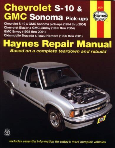 electric and cars manual 1995 gmc sonoma free book repair manuals max haynes author profile news books and speaking inquiries