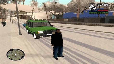 gta san andreas snow mod game free download grand theft auto san andreas snow mod 2014 download link