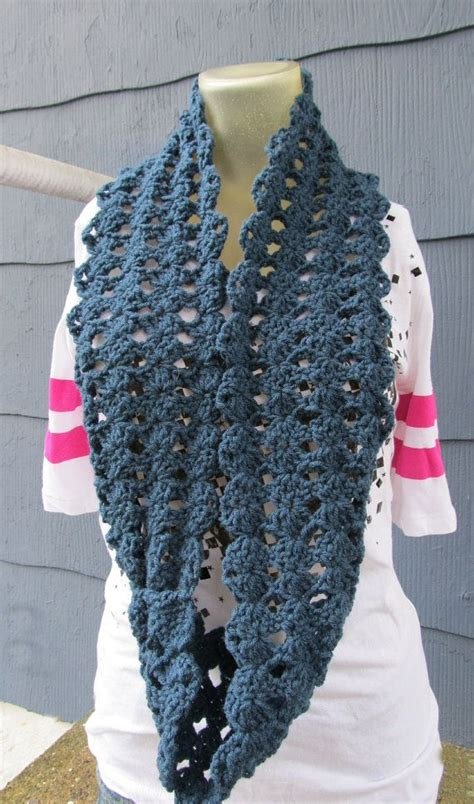 simple pattern infinity scarf crochet mama s blog simple shell stitch infinity scarf