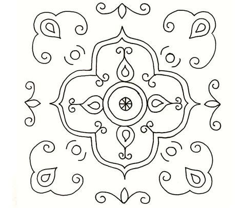 Vorlagen Orientalische Muster Ornamente Motive Und Malvorlagen Kreativtipps