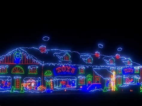 icymi drive through light display returns to hillsborough