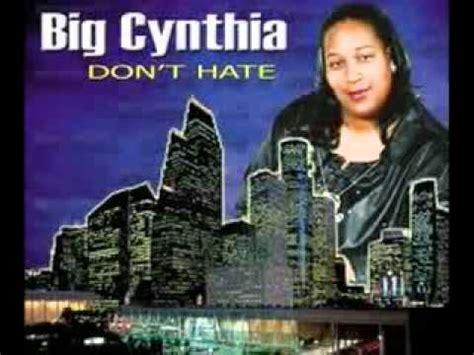 pokey don t rock the boat big cynthia sho wasn t me youtube music lyrics
