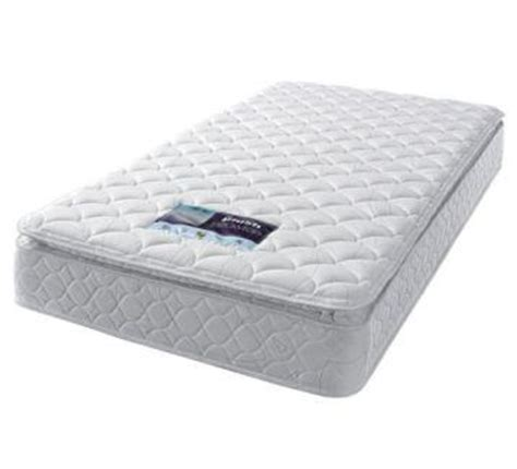 single general soft pillowtop mattress with