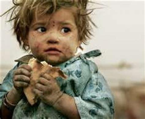 hungry children…