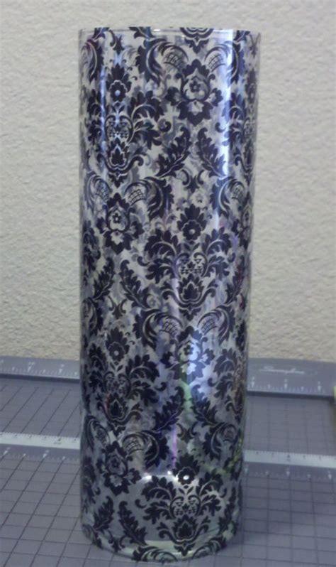 Damask Vase diy damask vase for centerpieces weddingbee photo gallery