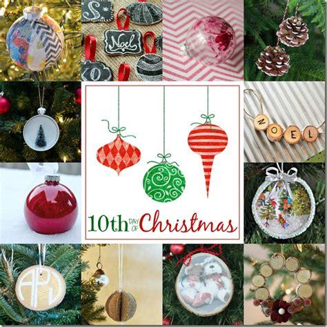 12 days of christmas ornament crafts 2014 it all