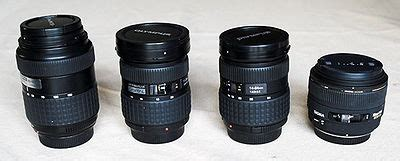 lenses for slr and dslr cameras wikipedia
