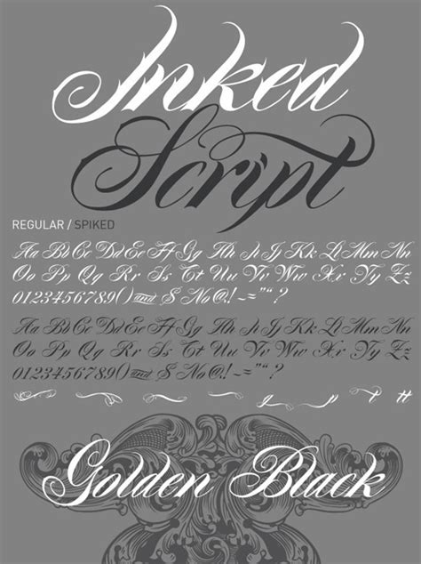 tattoo lettering lowercase 10 best tattoo fonts typefaces that give your letters a