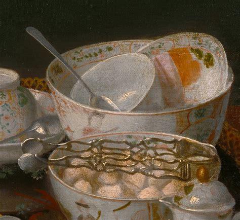Fiori Coffee Set gods and foolish grandeur still tea service by liotard circa 1781 83