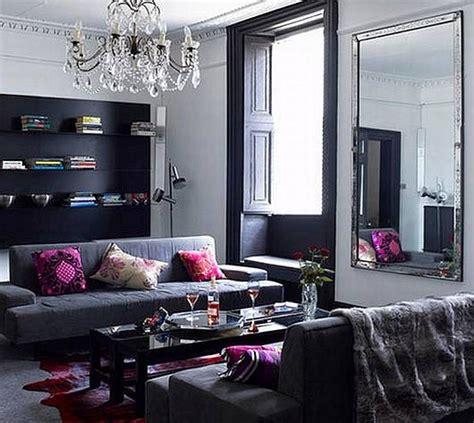 dark grey living room living room design black and grey living room