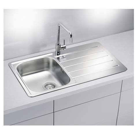 Alveus Sinks by Alveus Line 20 Ss Stainless Steel Sink Appliance House